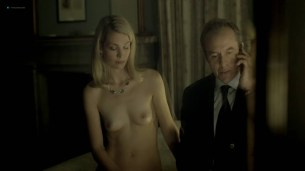 Helen Kennedy nude topless and butt Melissa George hot bra panties - Hunted (2012) s1e1 HD 1080p Web (8)