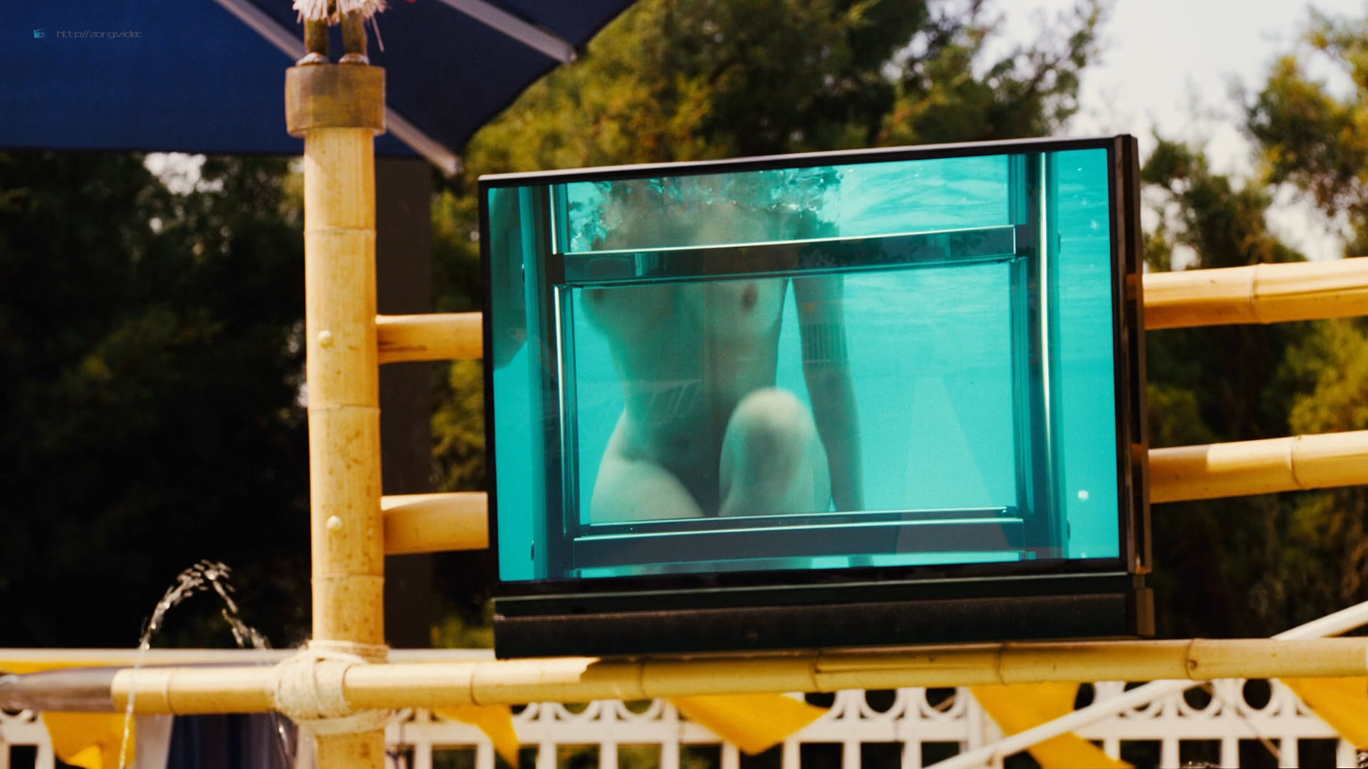 Irina Voronina full frontal nude Katrina Bowden hot - Piranha 3DD (2012) HD 1080p (14)