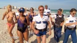 Irina Voronina topless Mary Castro nude sex Marisa Petroro and others hot - Reno 911!: Miami (2007) HD 1080p (11)