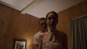 Michelle Monaghan hot bondage Emma Greenwell sexy and Freida Pinto oral - The Path (2018) s3e1 HD 1080p (6)