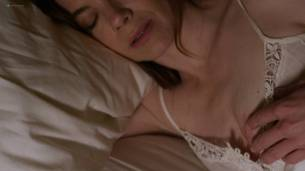 Michelle Monaghan hot pokies Emma Greenwell sexy see through - The Path (2018) s3e2-3 HD 1080p (13)