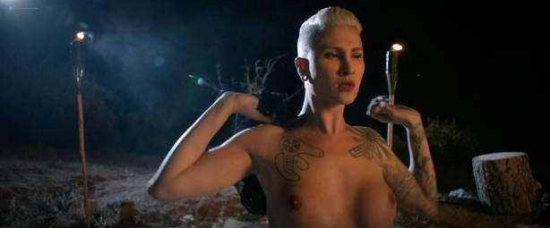 Peaches nude Rya Kleinpeter, Rita D 'Albert nude bush, explicit, piss, shemale - Rub (2015) HD 1080p (5)