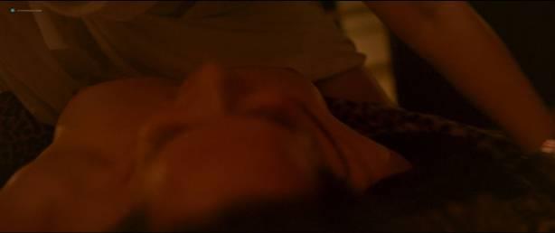 Rebecca Hall nude topless Bella Heathcote hot sex threesome - Professor Marston And The Wonder Women (2017) HD 1080p (14)