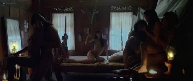 Savika Chaiyadej nude sex Rhatha Phongam and others nude bush an sex - Jan Dara - The Finale (TH-2013) (15)