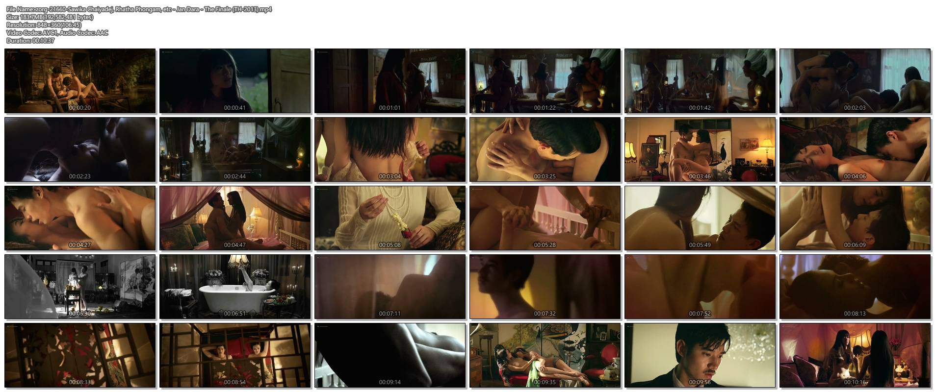Savika Chaiyadej nude sex Rhatha Phongam and others nude bush an sex - Jan Dara - The Finale (TH-2013) (1)