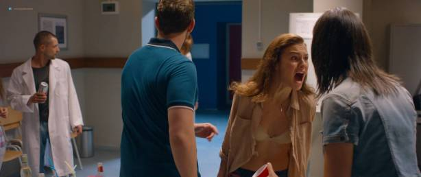 Sophie Skelton hot and sexy - Day of the Dead Bloodline (2018) HD 1080p (7)