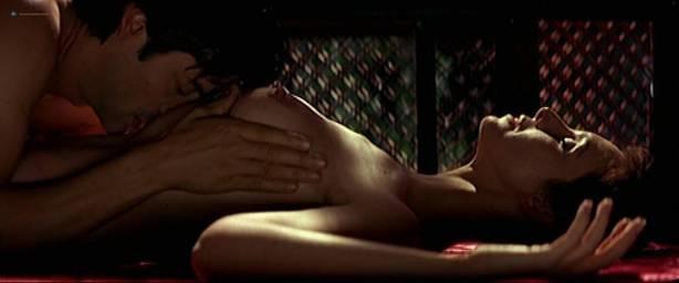 Ana Belén nude bush and sex - La pasión turca (ES-1994) (12)