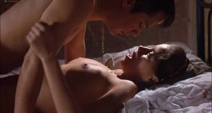 Ana Claudia Talancón nude topless in sex scene - The Crime of Padre Amaro (MX-2002) HD 1080p Web (4)