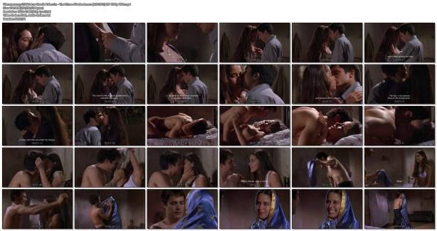 Ana Claudia Talancón nude topless in sex scene - The Crime of Padre Amaro (MX-2002) HD 1080p Web (1)