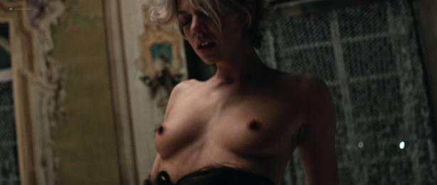 Analeigh Tipton nude topless, butt and lot of sex Marta Gastini nude lesbian - Compulsion (2016) HD 1080p (9)