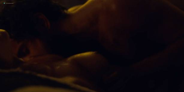 Bella Dayne nude topless and sex - Troy: Fall of a City (2018) s1e1 HD 1080p (5)