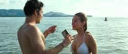 Charlotte Vega hot sexy and wet in bikini - American Assassin (2017) HD 1080p (8)