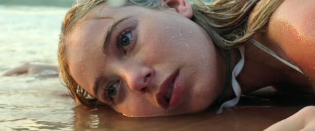 Charlotte Vega hot sexy and wet in bikini - American Assassin (2017) HD 1080p (2)