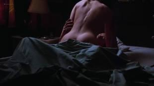 Jennifer Jason Leigh nude butt and side boob in sex scene - Georgia (1995) HD 1080p Web