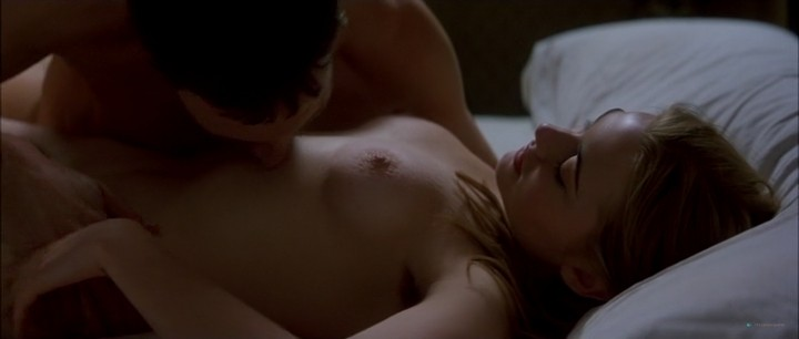 Kate Winslet nude bush and topless and Rachel Griffiths nude topless - Jude (1996) (3)