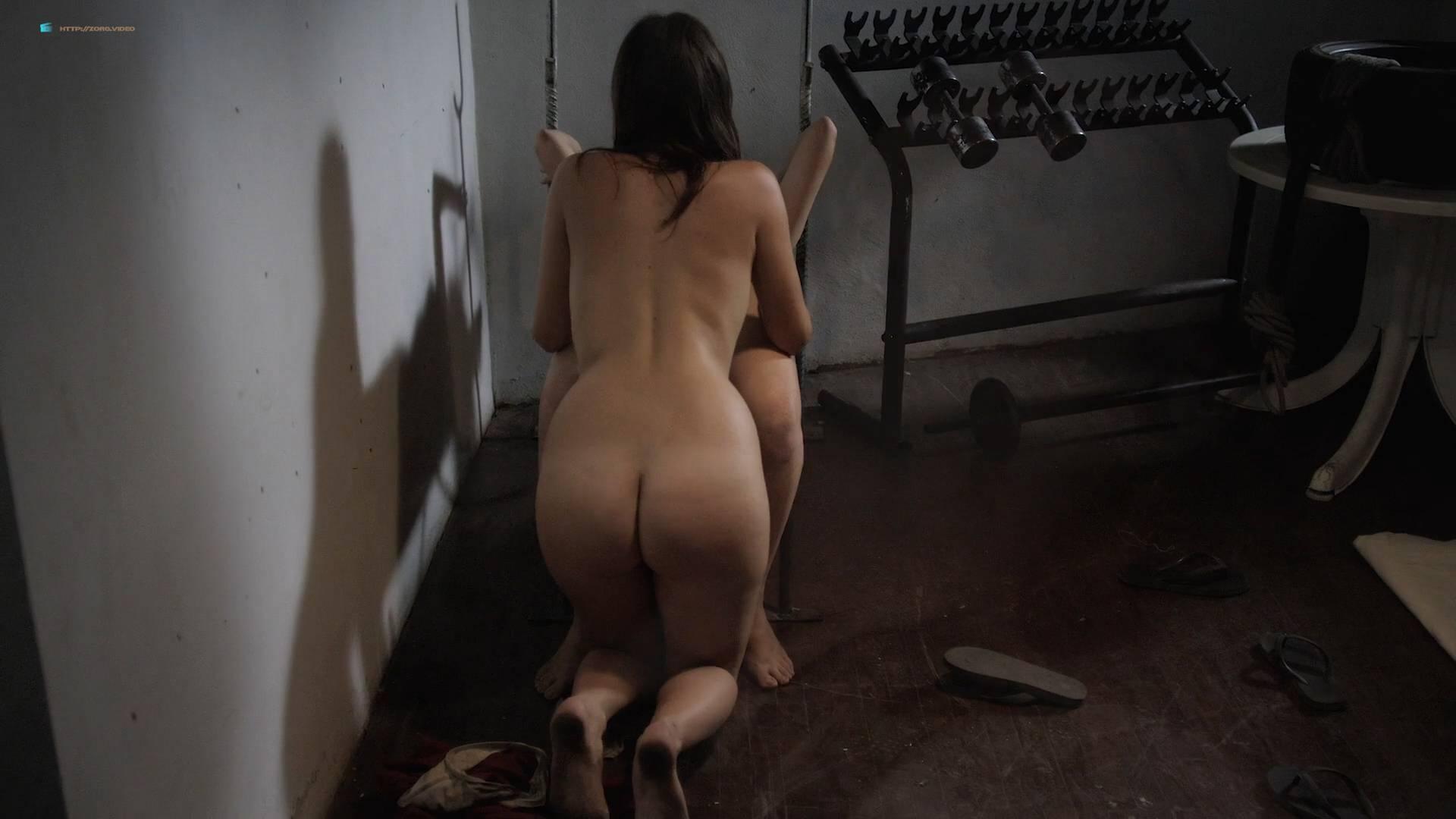 Kelly Mccart Nude Full Frontal Katrina Grey Nude Lesbian -5411
