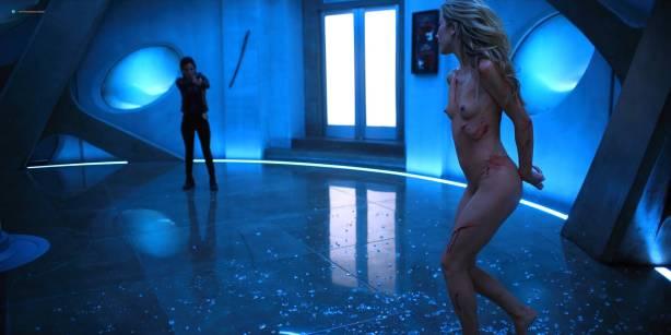 Kristin Lehman nude bush Dichen Lachman and Martha Higareda nude full frontal - Altered Carbon (2018) S1 HD 1080p (5)