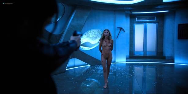 Kristin Lehman nude bush Dichen Lachman and Martha Higareda nude full frontal - Altered Carbon (2018) S1 HD 1080p (4)
