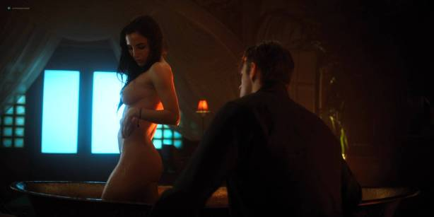 Martha Higareda nude bush Lexi Atkins topless others nude full frontal - Altered Carbon (2018) s1e-9-10 HD 1080p (19)