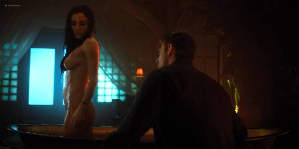 Martha Higareda nude bush Lexi Atkins topless others nude full frontal - Altered Carbon (2018) s1e-9-10 HD 1080p (18)