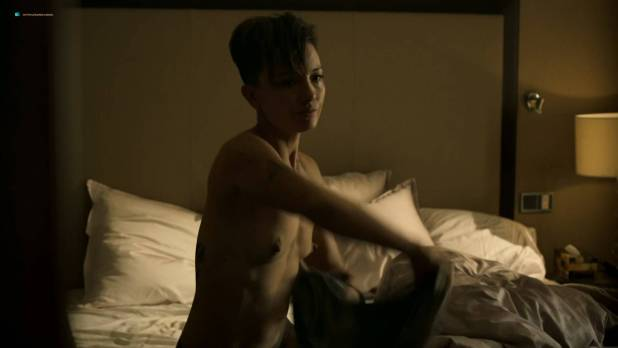 Roxanne McKee nude and hot sex Alin Sumarwata nude topless sex too- Strike Back (2018) s6e6 HD 1080p (19)