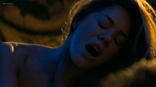 Roxanne McKee nude and hot sex Alin Sumarwata nude topless sex too- Strike Back (2018) s6e6 HD 1080p (8)