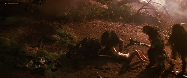 Leslie Stefanson nude topless - The General's Daughter (1999) HD 720p Web (11)