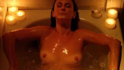 Amanda Barton nude and Tonya Kay nude topless too - Amityville Terror (2016) HD 1080p Web (11)