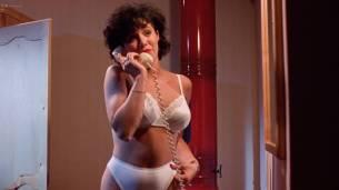 Ava Fabian nude topless Darlene Vogel nude Charlie Spradling hot and sexy - Ski School (1991) HD 1080p Web (16)