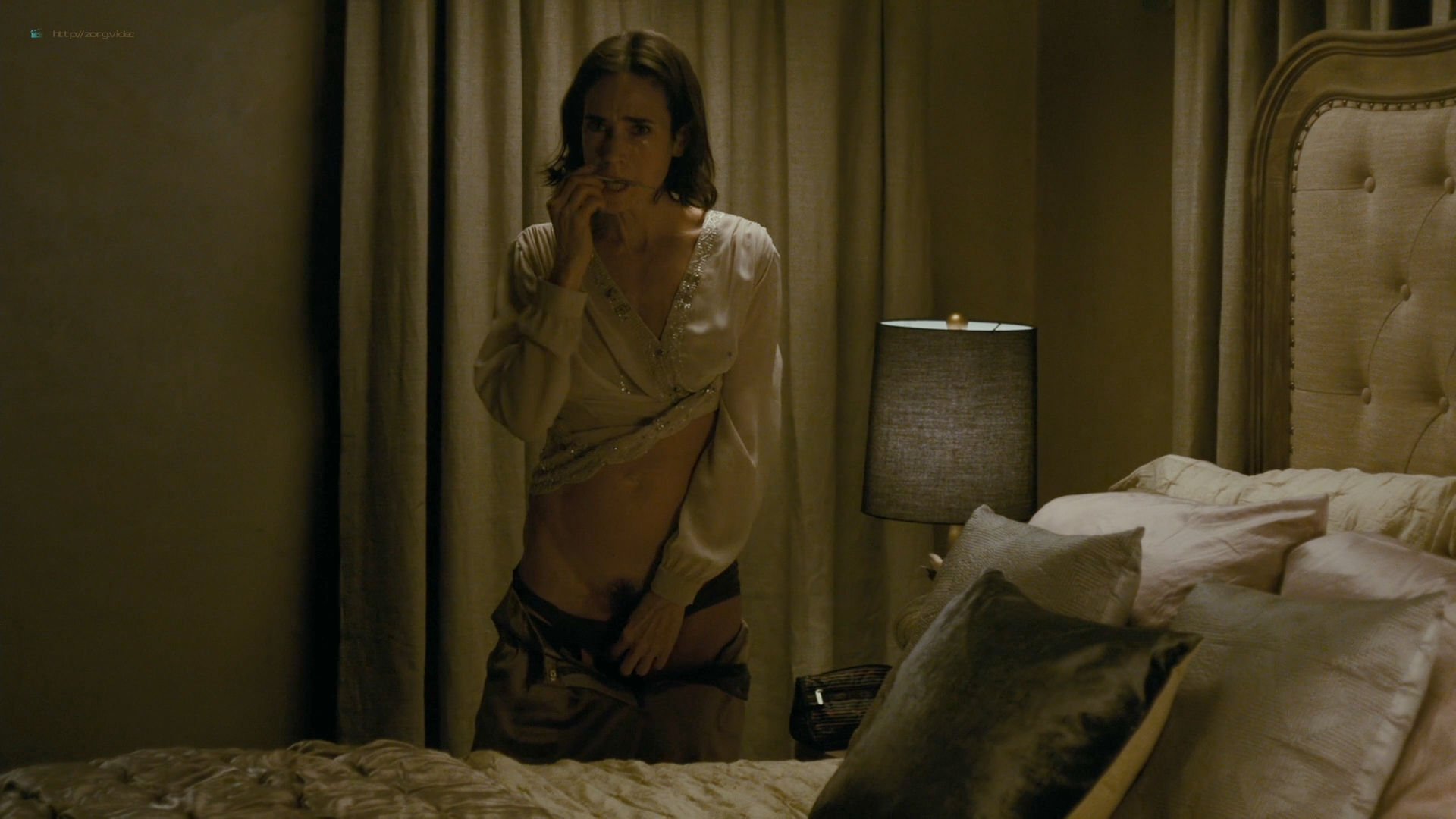 Jennifer Connelly nude bush - Shelter (2014) HD 1080p BluRay (12)