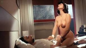 Malù nude full frontal Baby Pozzi, Dalila Duse and others nude bush, boobs and lot of sex - Abat-jour (IT-1988) (16)