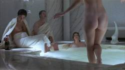 Sara Eckhardt nude butt Karen Kohlhaas nude and wet - Things Change (1988) HD 1080p WEB (5)