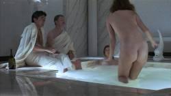 Sara Eckhardt nude butt Karen Kohlhaas nude and wet - Things Change (1988) HD 1080p WEB (4)