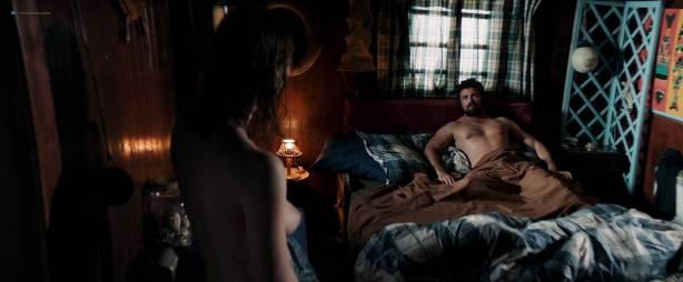 Sofía Vergara hot and side boob Violet Patton-Ryder and Nuria Tomás nude topless- Bent (2018) HD 1080p Web (15)