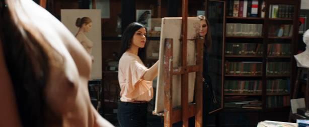 Sofía Vergara hot and side boob Violet Patton-Ryder and Nuria Tomás nude topless- Bent (2018) HD 1080p Web (7)