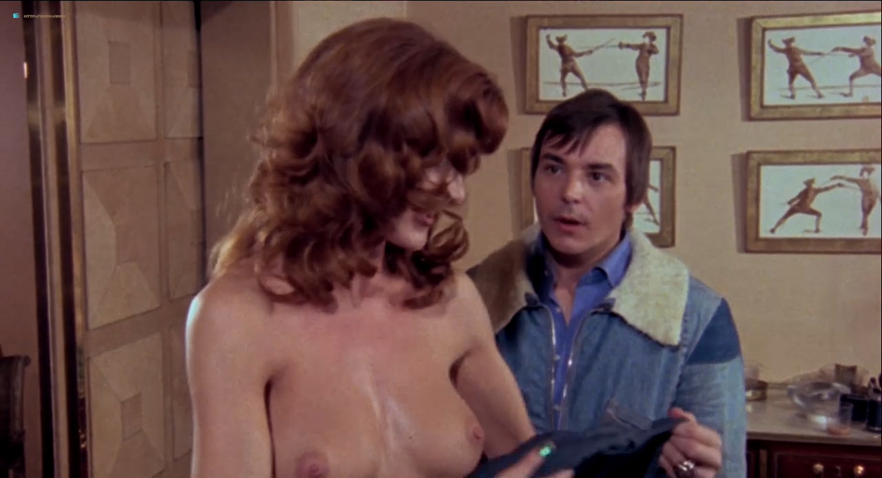 Anna Bergman nude topless Jane Hayden and others nude too - Adventures of a Taxi  Driver