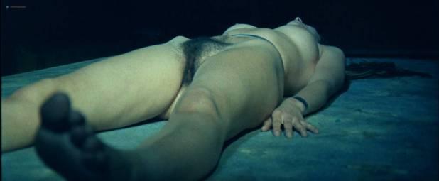 Britt Nichols nude full frontal bush Anne Libert nude bush - The Rites of Frankenstein (1972) HD 1080p BluRay (4)