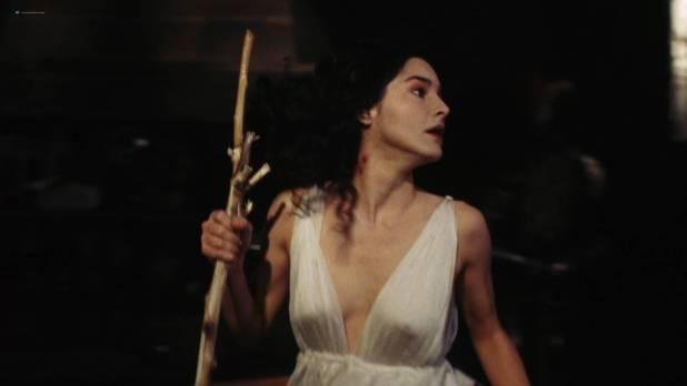 Denice Duff nude bush in the shower Melanie Shatner nude boobs - Bloodstone: Subspecies II (1993) HD 1080p BluRay (14)