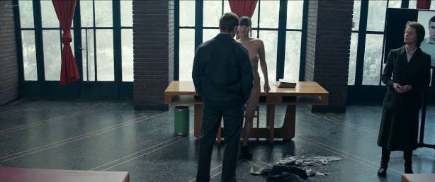 Jennifer Lawrence nude topless and butt - Red Sparrow (2018) HD 1080p Web (10)
