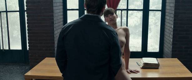 Jennifer Lawrence nude topless and butt - Red Sparrow (2018) HD 1080p Web (7)