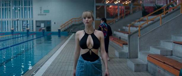 Jennifer Lawrence nude topless and butt - Red Sparrow (2018) HD 1080p Web (6)