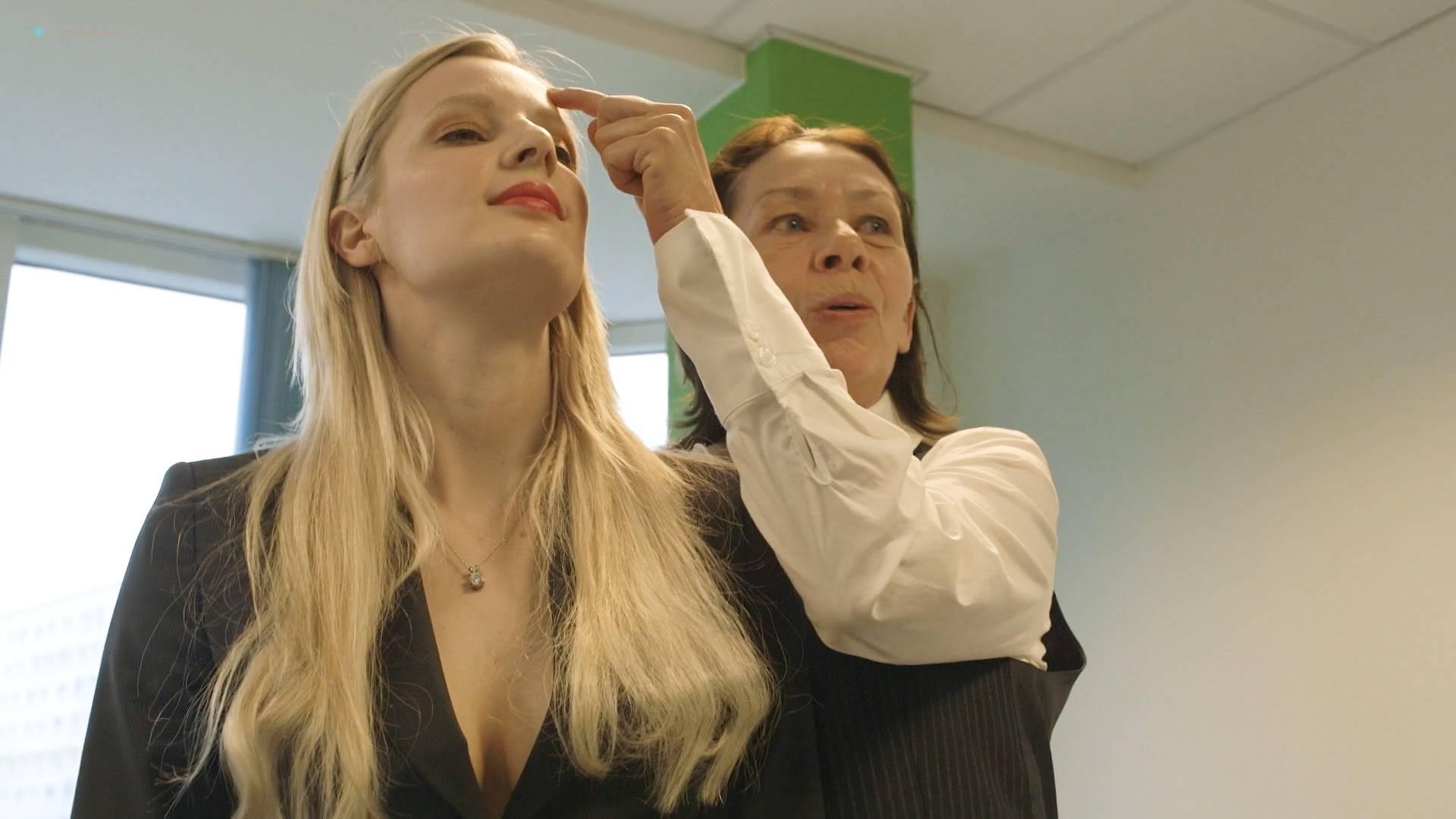 Jenny Edner nude full frontal Melina Hess nude labia - Fikkefuchs (DE-2017) HD 1080p (14)