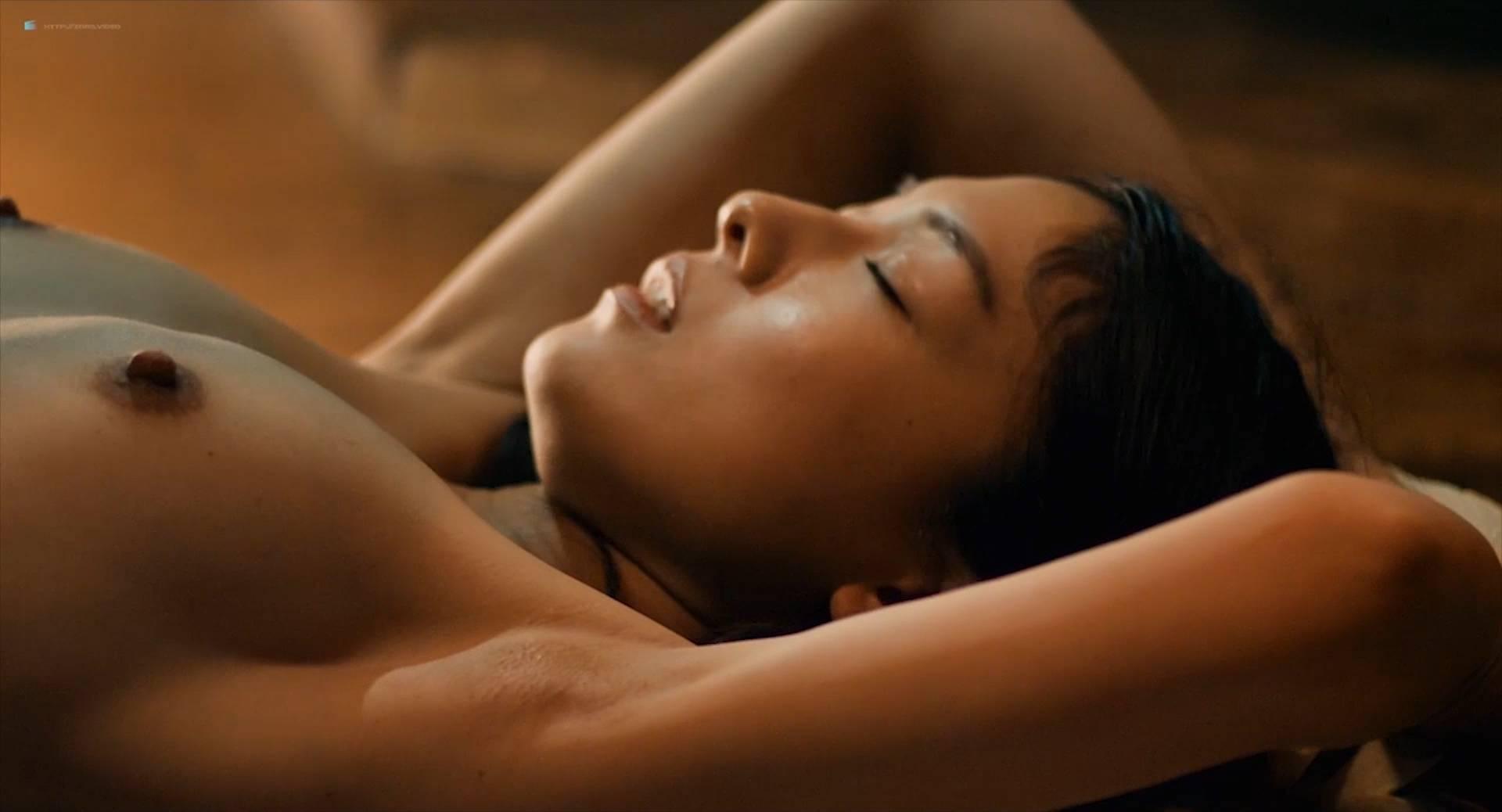 Kokone Sasaki nude hot sex Ayano Moriguchi and Aina Yamada all nude sex too - The Lowlife (JP-2017) HD 1080p (6)