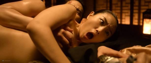 Lee You-young nude sex Cha Ji-Yeon and Lim Ji-Yeon all nude - Gansin (KR-2015) HD1080p (13)