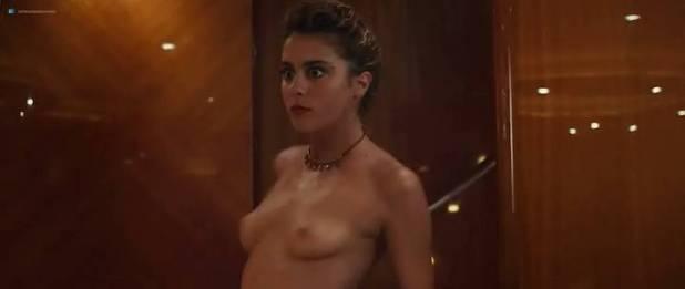 Lou Chauvain nude topless Alma Jodorowsky hot bikini - Juillet Août (FR 2016) (3)