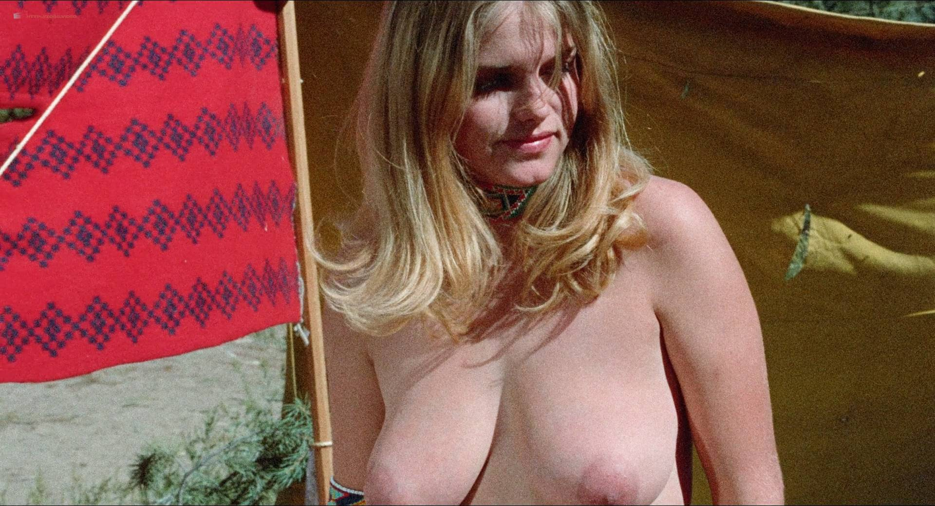 Margie Lanier nude bush sex Rene Bond and others all nude too - Fugitive Girls (1974) HD 1080p BluRay (8)
