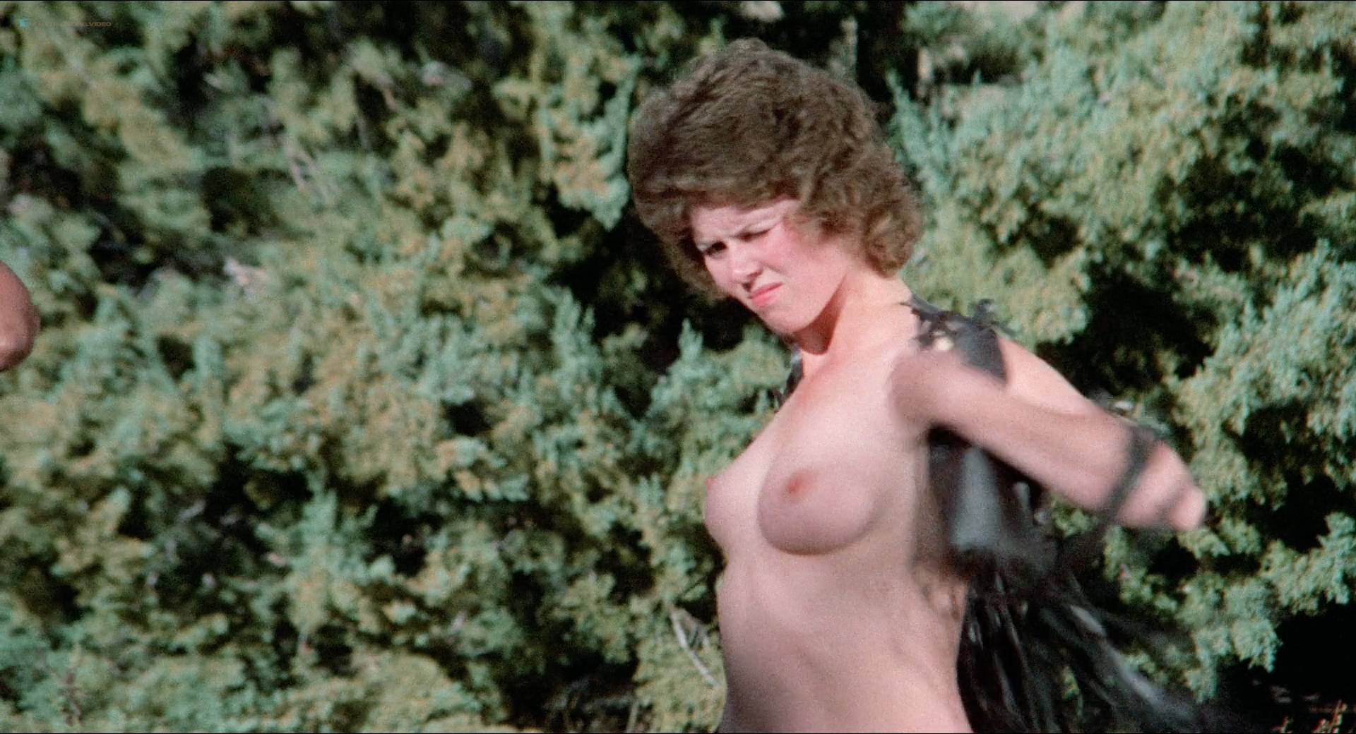 Margie Lanier nude bush sex Rene Bond and others all nude too - Fugitive Girls (1974) HD 1080p BluRay (7)