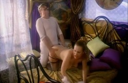 Marie Saint Clair nude bush Maria Mancini and others nude and lot of sex - The Infamous House of Madame X (FR-1974) (18)
