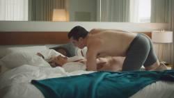 Natalie Joy Johnson bush sex threesome near explicit Alex Auder bush Nyseli Vega boobs - High Maintenance (2018) S2 HD 1080p (18)