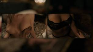 Amanda Seyfried nude topless and sex Jordan Claire Robbins and others nude sex too - Anon (2018) HD 1080p Web (16)